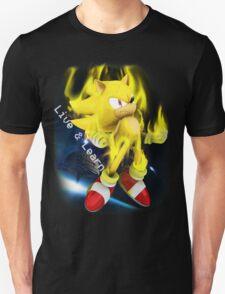 Super Sonic - Live & Learn T-Shirt