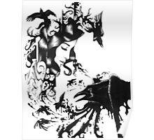 Raven Queen Poster