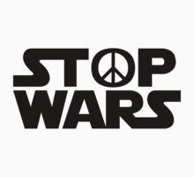Stop Wars Baby Tee