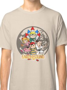 Earthbound w/ Logo Classic T-Shirt