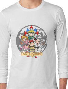 Earthbound w/ Logo Long Sleeve T-Shirt
