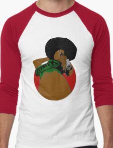 Murksville Momma Men's Baseball ¾ T-Shirt