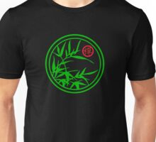 Zen Kamon (Green Version) Unisex T-Shirt