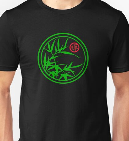 Zen Kamon (Green Version) Unisex T-Shirt