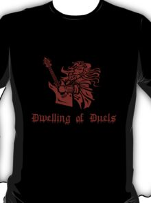 Dwelling of Duels: Red T-Shirt
