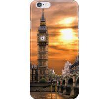 I love London iPhone Case/Skin