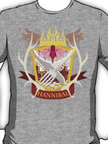 Hannibal Crest T-Shirt