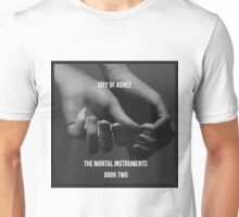 City of ashes by Cassandra Clare  Unisex T-Shirt