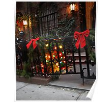 Yuletide in the City Poster