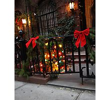Yuletide in the City Photographic Print