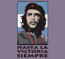 """""""CHE GUEVARA: HASTA LA VICTORIA SIEMPRE"""" by SOL  SKETCHES™"""