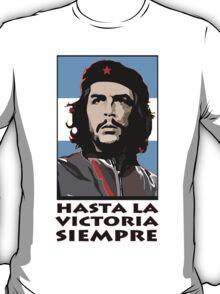 """""""CHE GUEVARA: HASTA LA VICTORIA SIEMPRE"""" T-Shirt"""
