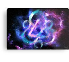 Coheed and Cambria Keywork Poster (No Text) Metal Print