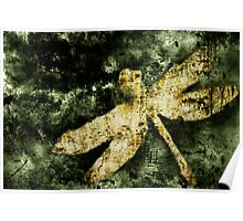 Coheed and Cambria Dragonfly Poster (No Text) Poster