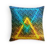 Coheed and Cambria Afterman Poster (No Text) Throw Pillow