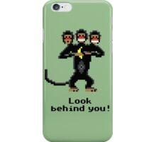 Three-Headed Monkey iPhone Case/Skin