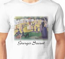 Georges Seurat - A Sunday on La Grande Jatte Unisex T-Shirt