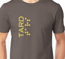 Interstellar - TARD robot logo Unisex T-Shirt