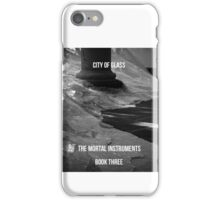 City of Glass by Cassandra Clare  iPhone Case/Skin