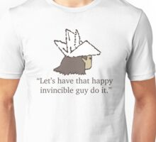 Happy Invincible Guy Unisex T-Shirt