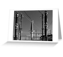Electric Greeting Card