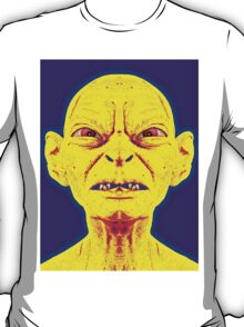 Gollum, alias in The Lord of the Rings: The Two Towers T-Shirt