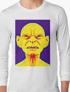 Gollum, alias in The Lord of the Rings: The Two Towers Long Sleeve T-Shirt