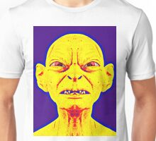 Gollum, alias in The Lord of the Rings: The Two Towers Unisex T-Shirt