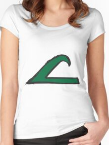 League Women's Fitted Scoop T-Shirt