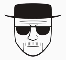 Heisenberg (Breaking Bad) by csyz ★ $1.49 stickers