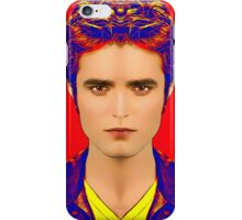 Robert Pattinson, alias in Twilight iPhone Case/Skin