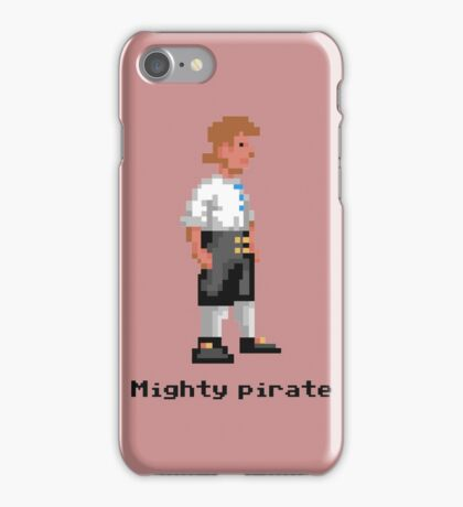Mighty Pirate iPhone Case/Skin