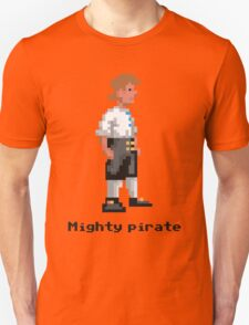 Mighty Pirate Unisex T-Shirt