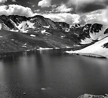 Summit Lake Study 6 by Robert Meyers-Lussier