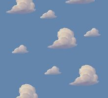 Toy Story Cloud Wallpaper by Wardyboy96