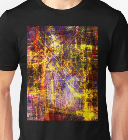 the city 9 Unisex T-Shirt