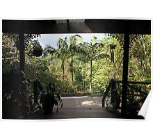Veranda View Poster