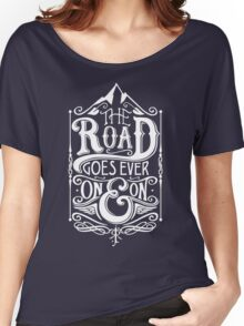 The Road Women's Relaxed Fit T-Shirt