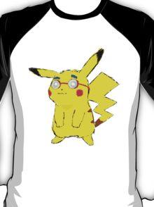 Pikachu Van Houten T-Shirt