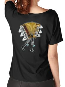 Accordion Avatar Women's Relaxed Fit T-Shirt