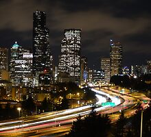 seattle nights by mafmafmaf