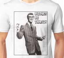 Buddy's view on Bitches Unisex T-Shirt
