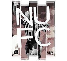 NUFC Photographic Print