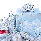 Christmas gift boxes by Elena Elisseeva