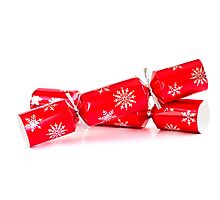Christmas crackers Photographic Print