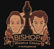 Bishop Wrinkle Cream One Piece - Short Sleeve