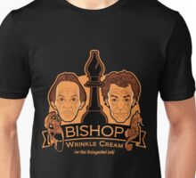 Bishop Wrinkle Cream Unisex T-Shirt