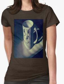 Cup Faced. T-Shirt
