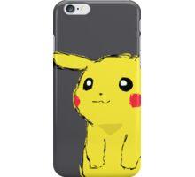 Big chu iPhone Case/Skin