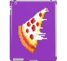 Pizza - 8 bit iPad Case/Skin